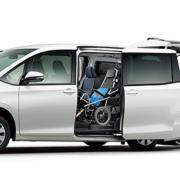 福祉車両 介護タクシー